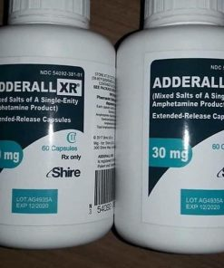 Adderall xr generic